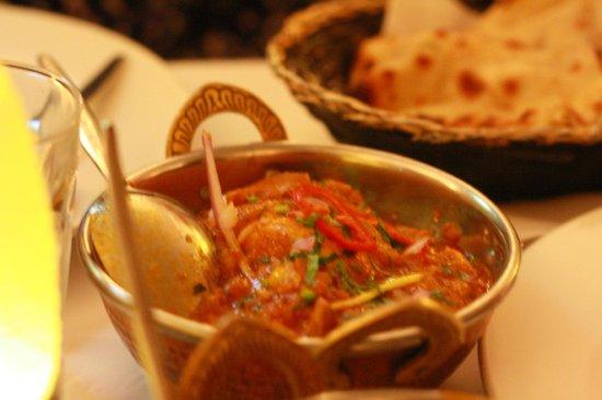 Taste Of North India: Chicken Do PIazza