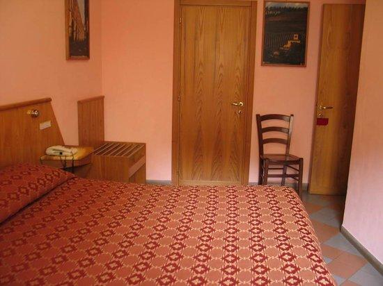 Piccolo Hotel Etruria: room