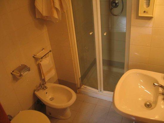 Piccolo Hotel Etruria: bathroom