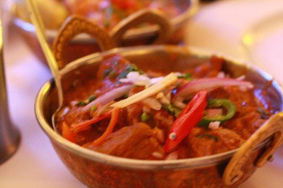 Taste Of North India: Bhuna Gosht