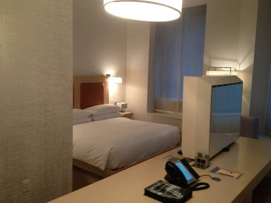 Andaz Wall Street: Andaz Suite