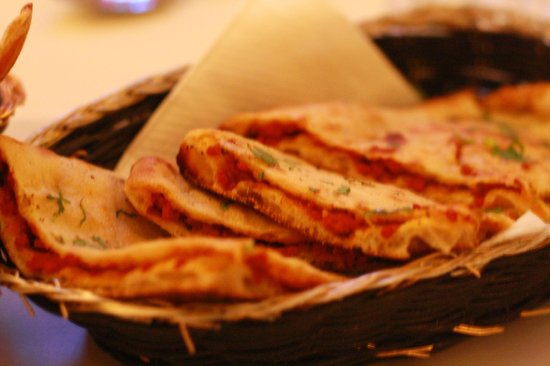Taste Of North India: Keema Naan