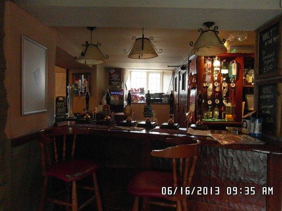 Robin Hood Inn: Bar