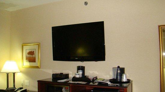Best Western Plus Arena Hotel: tv