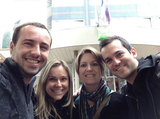 Ibis Styles Paris Bercy: Em frente ao hotel
