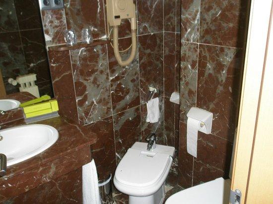 Occidental Murcia Siete Coronas: baño