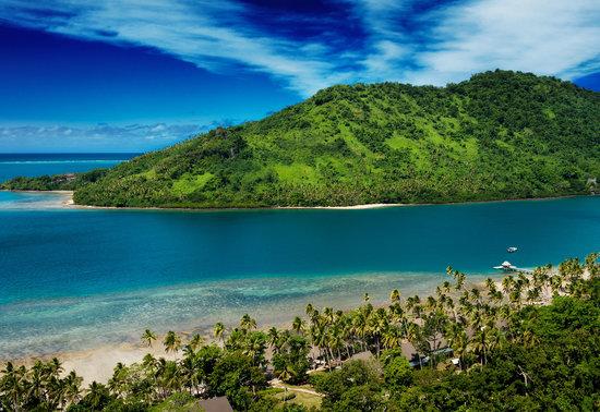Lalati Resort & Spa: Bird's Eye View - Lalati Resort