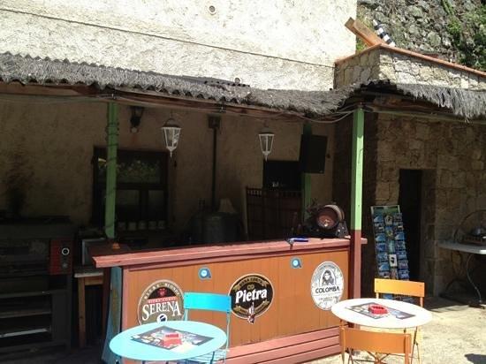 A Funtanella: The Bar