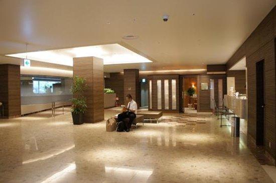 Kagoshima Tokyu REI Hotel: エントランスホール