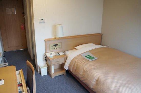 Kagoshima Tokyu REI Hotel: シングルルーム
