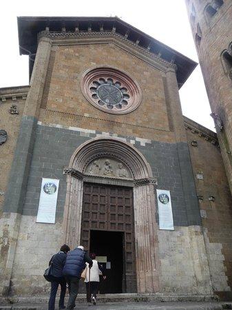 Chiesa di Sant'Andrea: Facciata