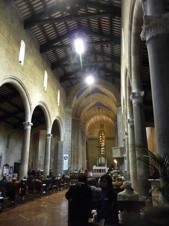 Chiesa di Sant'Andrea: Interno