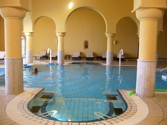Radisson Blu Ulysse Resort & Thalasso, Djerba : Piscine Thalasso