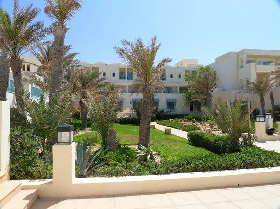 Radisson Blu Ulysse Resort & Thalasso Djerba: Les jardins