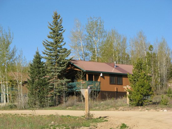 Snow Mountain Ranch: Blue Spruce Cabin