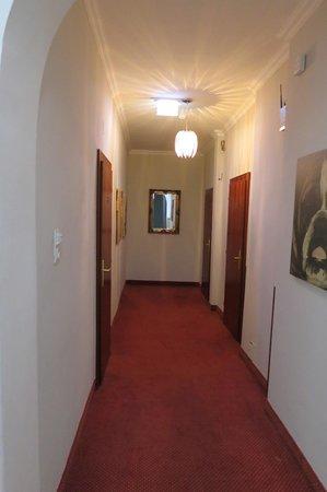 Hotel Markus Sittikus: Room
