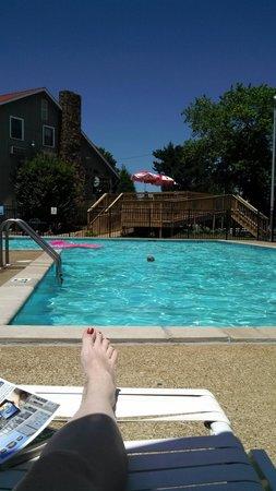 Nashville Jellystone Park: fabulous pool