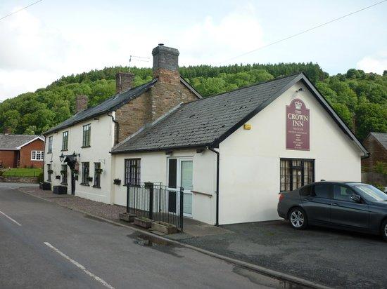 The Crown Inn, Newcastle on Clun