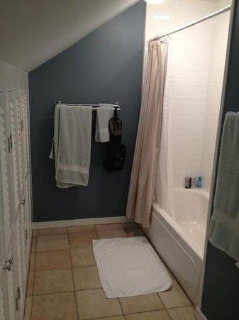 Millbrook Village Inn: Room 3 Bathroom