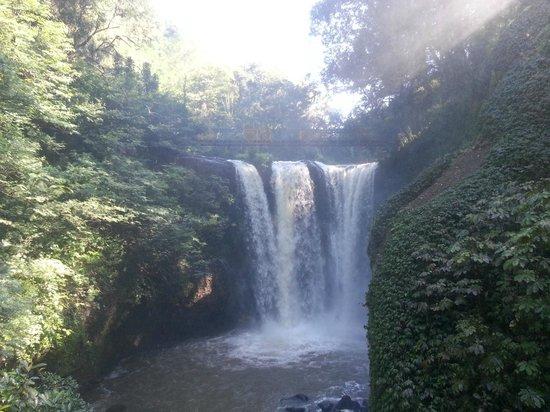 Forest Park Conservation Area Tahura Ir. H. Juanda: waterval