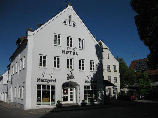 Gasthof Falk Hotel Krumbach