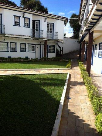 Hotel Pousada Mae d'Agua: Áreas comuns do Hotel
