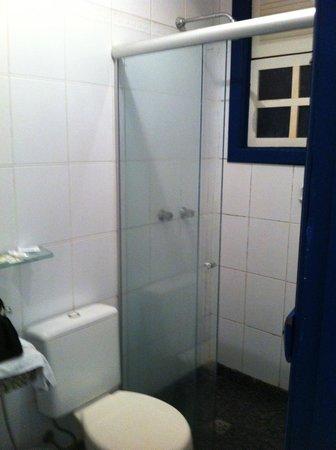 Hotel Pousada Mae d'Agua: Banheiro