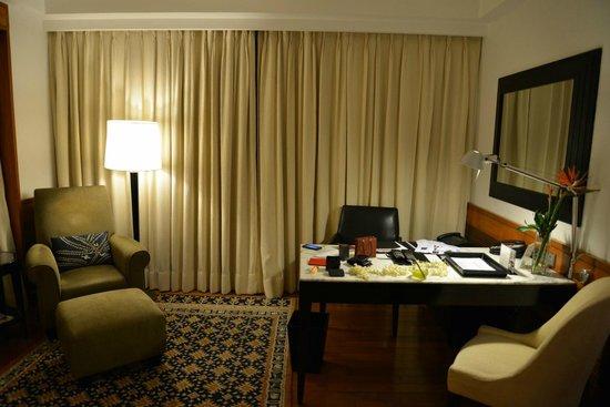 InterContinental Marine Drive: Deluxe room