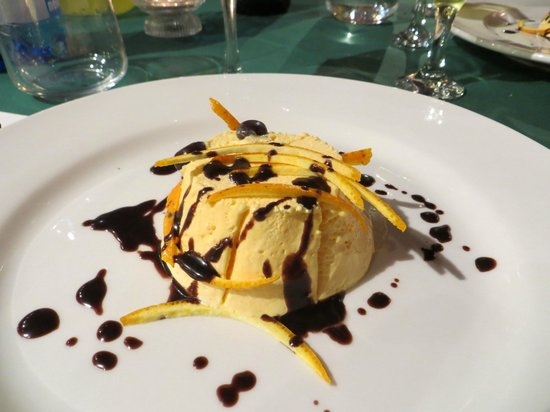 Le Cantine del Palazzo: Imaginative delicious dessert