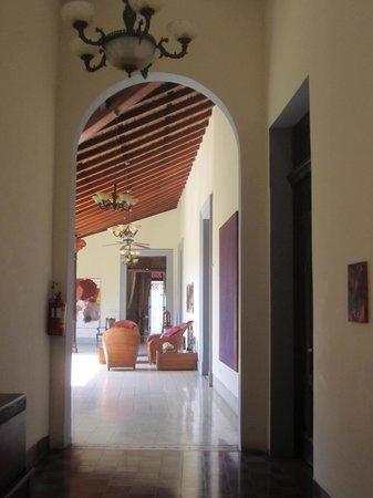 Hotel La Bocona: hall