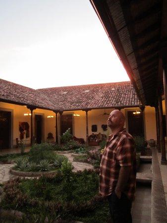 Hotel La Bocona: garden