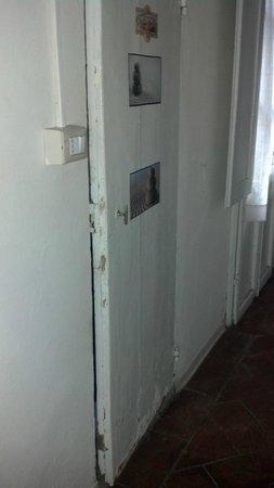 B&B Andy Florence : porta bagno