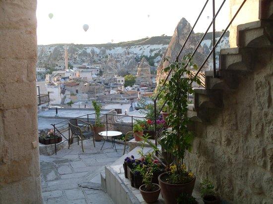 Aydinli Cave Hotel: Vista que emociona - parte 1