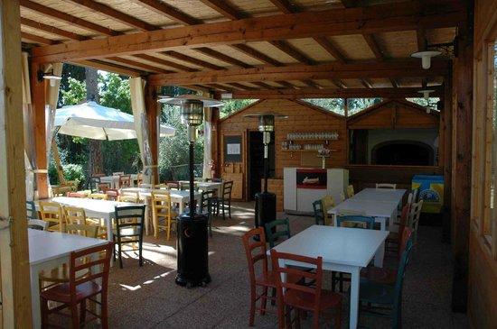 Pizzeria L'Abbuffino: sala ristorante