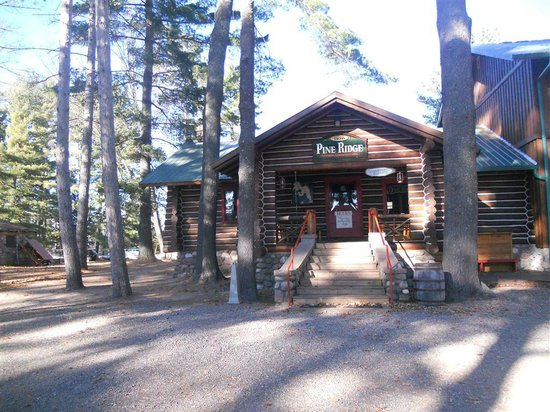 Pine Ridge Restaurant Stone Lake