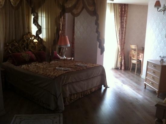 Albatros Premier Hotel: suite room
