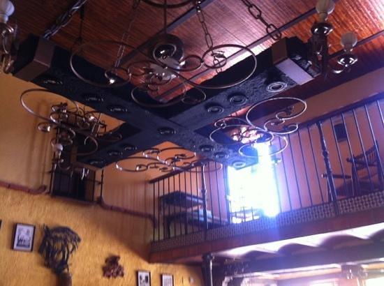 Hotel Rural El Cortijo: Lobby