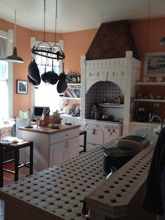 إقامة وإفطار بفندق كوبرسميث إن: Kitchen in Main House
