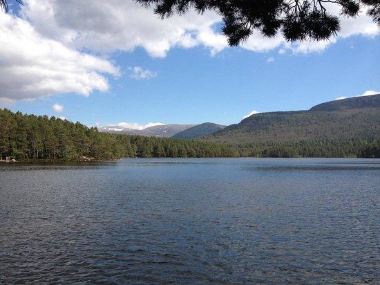Loch an Eilein: Loch an Eileen