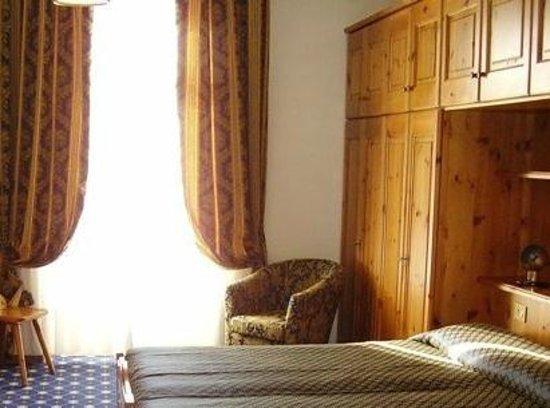 Concordia Parc Hotel: La nostra camera il giorno di arrivo