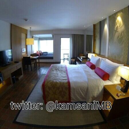 Outrigger Laguna Phuket Beach Resort: Room with lagoon view