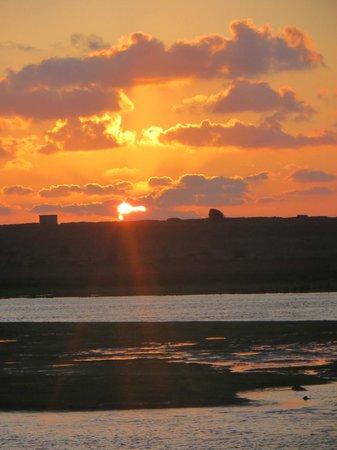 Dar Beldi : Sunset in Oualidia
