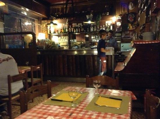 Interno Picture Of Osteria Tato E Vino Bologna