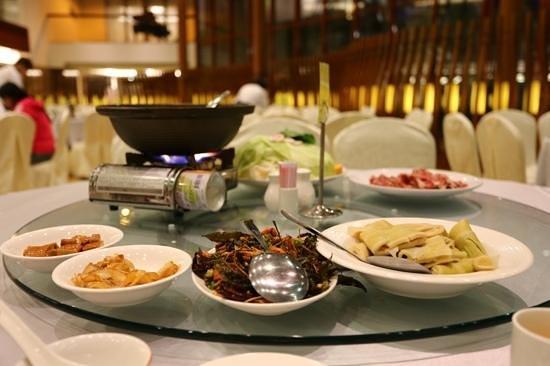 Alishan House Restaurant: 添加標題