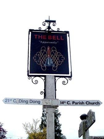 The Bell: We've arrived!