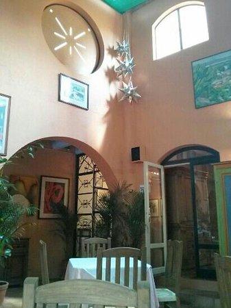 فيلا ميراسول هوتل: restaurante
