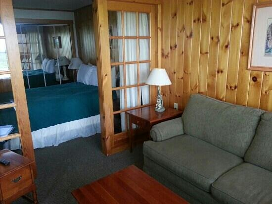 The Mountainview Resort: Room 7 in the main lodge.