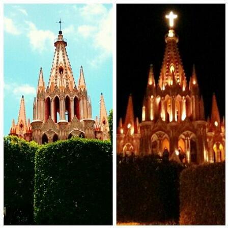 فيلا ميراسول هوتل: Parroquia San Miguel