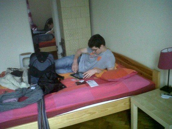 Aston Hostel: Double room