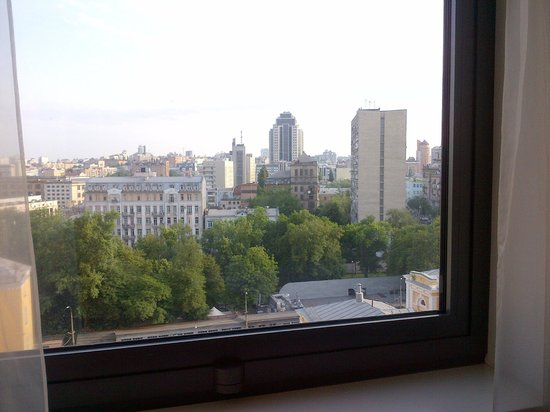 Holiday Inn Kiev: 8th floor room with a view